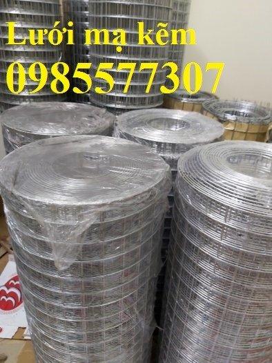 Lưới thép hàn mạ kẽm D3 a50 x 50, hàng có sẵn giá tốt3