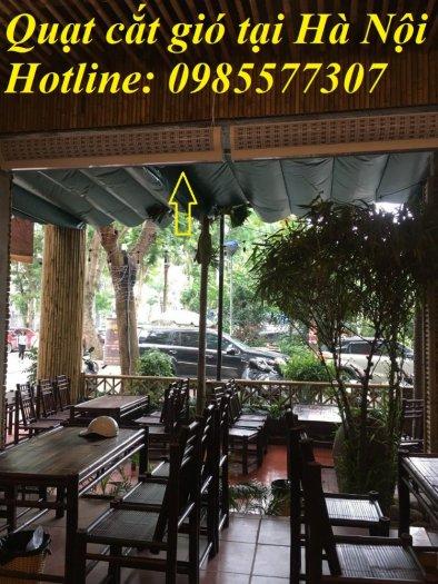 Cung cấp,lắp đặt quạt cắt gió tại Hà Nội,miễn phí vận chuyển nội thành7