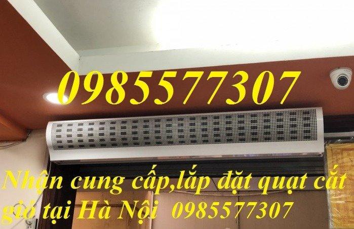 Cung cấp,lắp đặt quạt cắt gió tại Hà Nội,miễn phí vận chuyển nội thành6