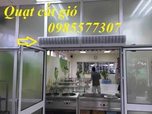 Cung cấp,lắp đặt quạt cắt gió tại Hà Nội,miễn phí vận chuyển nội thành1
