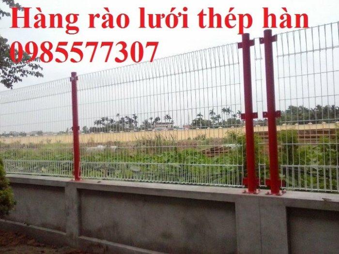 Lưới hàng rào mạ kẽm, hàng rào sơn tĩnh điện, hàng rào bọc nhựa giá tốt nhất7