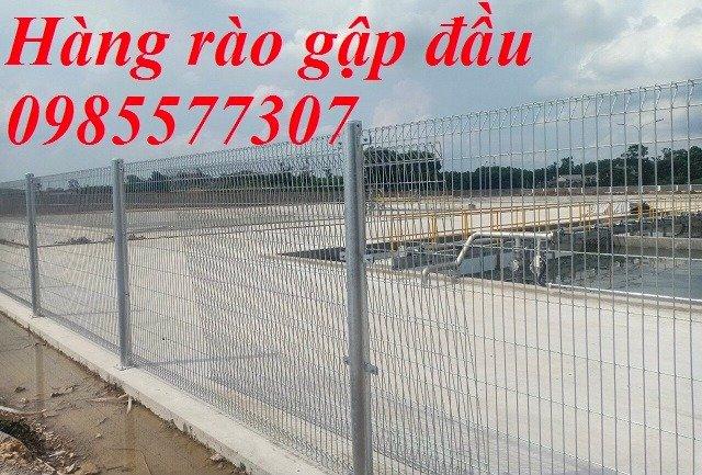 Lưới hàng rào mạ kẽm, hàng rào sơn tĩnh điện, hàng rào bọc nhựa giá tốt nhất4