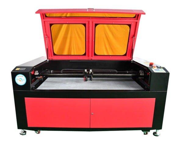 Giá Máy cắt CNC laser 1610 hai đầu Giải Pháp cắt khắc cho mọi ngành2