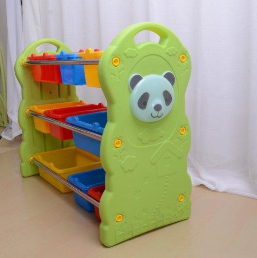 Kệ nhựa mầm non, kệ nhựa trẻ em, kệ nhựa giá rẻ8