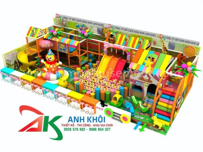 Công ty đồ chơi chuyên thi công lắp đặt khu vui chơi2