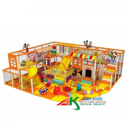 Công ty đồ chơi chuyên thi công lắp đặt khu vui chơi1