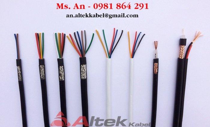 Cáp tín hiệu chính hãng Altek Kabel giá tốt3