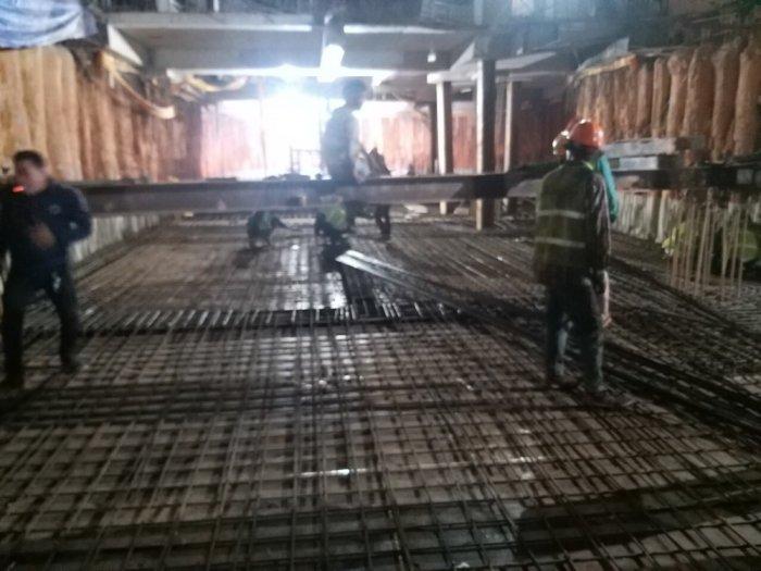 Lưới thép đổ sàn A4 100x100, A6 100x100, A8 100x1003