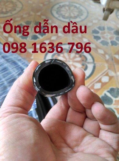 Ống cao su dẫn dầu đen trơn phi 6mm13