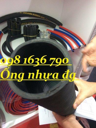 Ống cao su dẫn dầu đen trơn phi 6mm11