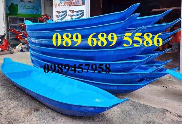 Thuyền nhựa 3m, Thuyền composite 2,4m 3m, 3,5m 4m, 4,6m 5m - Thuyền chèo tay6