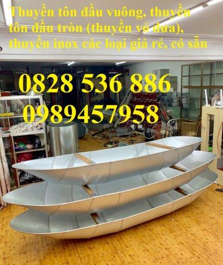 Thuyền đi câu 2 người, thuyền tôn câu cá giá rẻ6