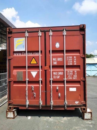 Container kho 40DC2