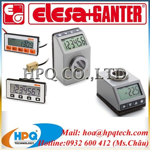 Bộ đếm số ELESA GANTER | ELESA GANTER Việt Nam1