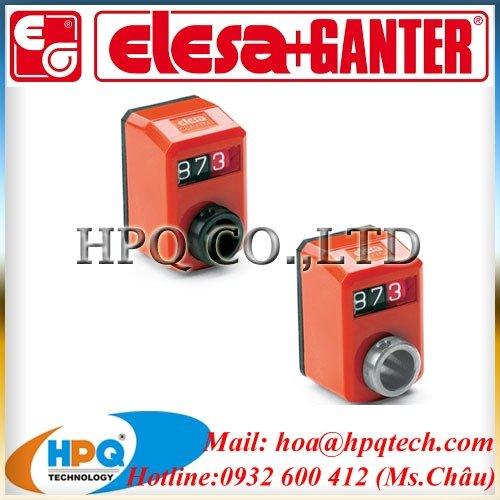 Bộ đếm số ELESA GANTER | ELESA GANTER Việt Nam0