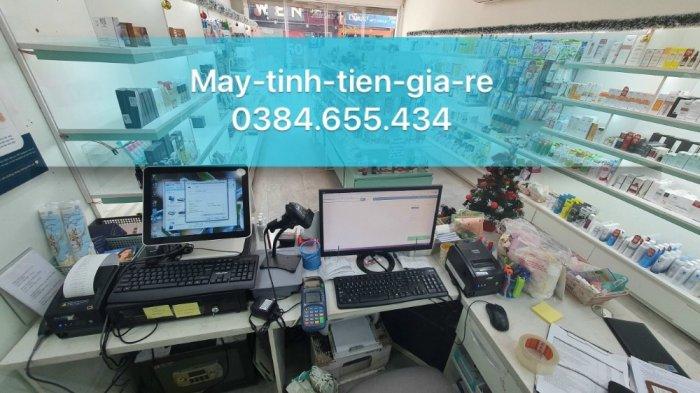 Cung cấp trọn bộ máy tính tiền cho shop mỹ phẩm tại bắc giang0