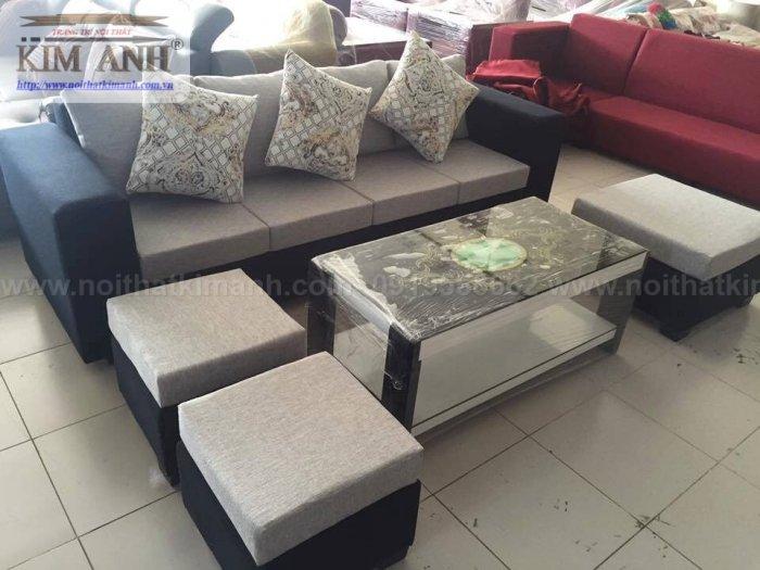 Ghế sofa chung cư phòng khách nhỏ giá rẻ sang trọng đẹp hiện đại tại TPHCM7