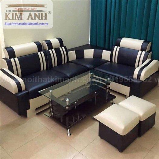 Ghế sofa chung cư phòng khách nhỏ giá rẻ sang trọng đẹp hiện đại tại TPHCM6