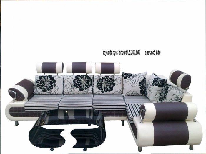 Ghế sofa chung cư phòng khách nhỏ giá rẻ sang trọng đẹp hiện đại tại TPHCM5