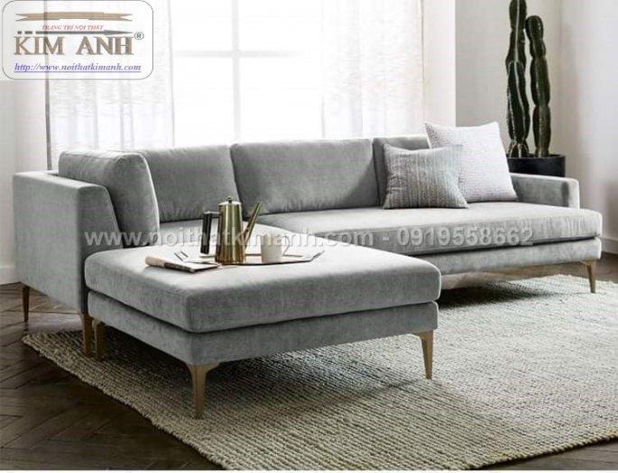 Ghế sofa chung cư phòng khách nhỏ giá rẻ sang trọng đẹp hiện đại tại TPHCM1