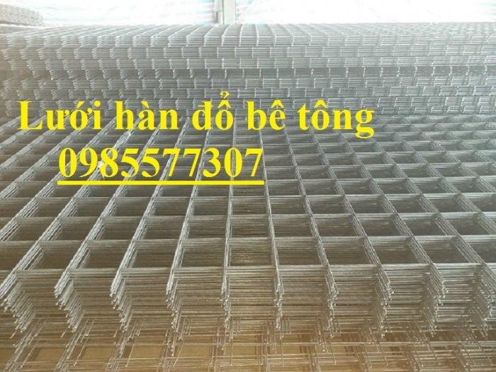 Lưới thép hàn D4 a 200 x 200, D4 a 100 x 100 giá tốt,hàng có sẵn tại Hà Nội3