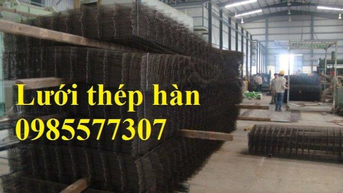 Lưới thép hàn D4 a 200 x 200, D4 a 100 x 100 giá tốt,hàng có sẵn tại Hà Nội2