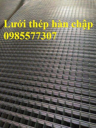 Lưới thép hàn D4 a 200 x 200, D4 a 100 x 100 giá tốt,hàng có sẵn tại Hà Nội0