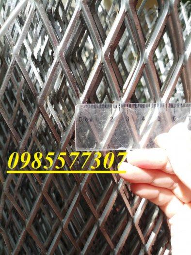 Sản xuất lưới thép dập giãn, lưới hình thoi, lưới quả trám dùng trang trí, bảo vệ trong công trình xây dựng9