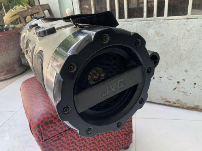 Đài RADIO CD&CASSEETE VICTOR RV-X70 ( trống cơm )3
