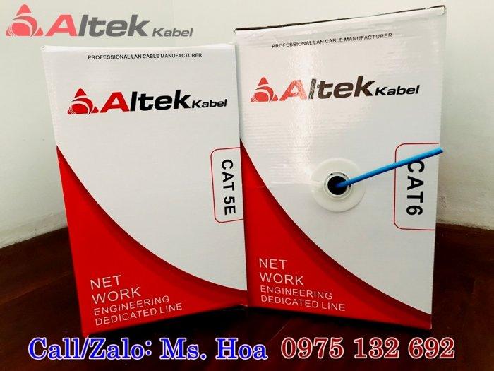 Cáp mạng UTP Cat 5, 6/Cáp mạng chống nhiễu FTP Cat 5, 6 lõi đồng 100%0
