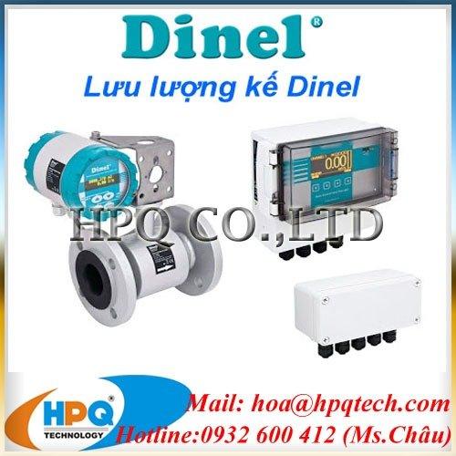 Cảm biến Dinel   Lưu lượng kế Dinel   Dinel Việt Nam1