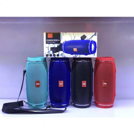 Loa bluetooth charge 4+ mini nhỏ gọn âm thanh chất6
