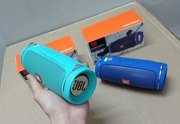 Loa bluetooth charge 4+ mini nhỏ gọn âm thanh chất3