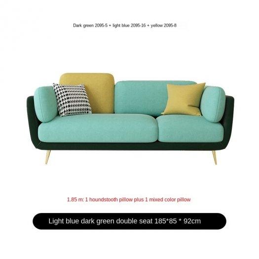 Ghế sofa vải cao cấp hiện đại cho phòng khách7