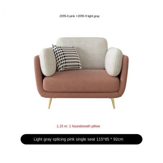 Ghế sofa vải cao cấp hiện đại cho phòng khách6
