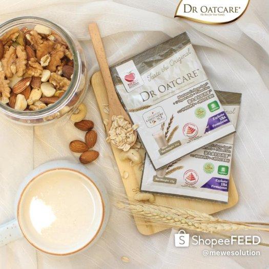 Sữa hạt Dr OatCare3