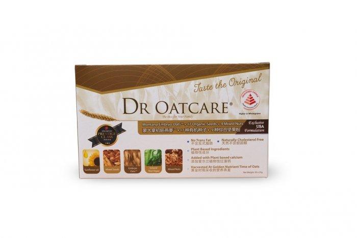 Sữa hạt Dr OatCare1