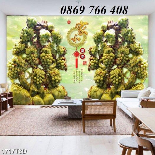 Tranh dán tường-tranh phòng khách7