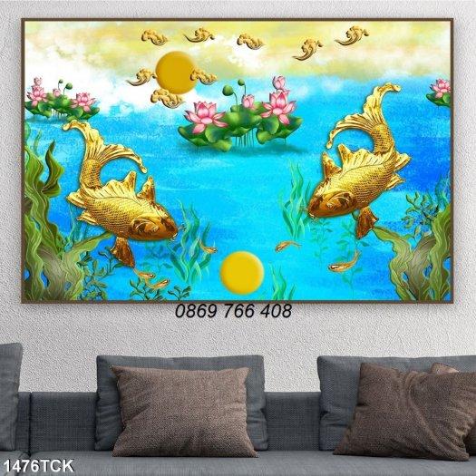 Tranh dán tường-gạch tranh 3D7