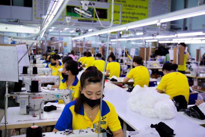 Xưởng sản xuất khẩu trang kháng khuẩn DONY MASK 0988 325 7671