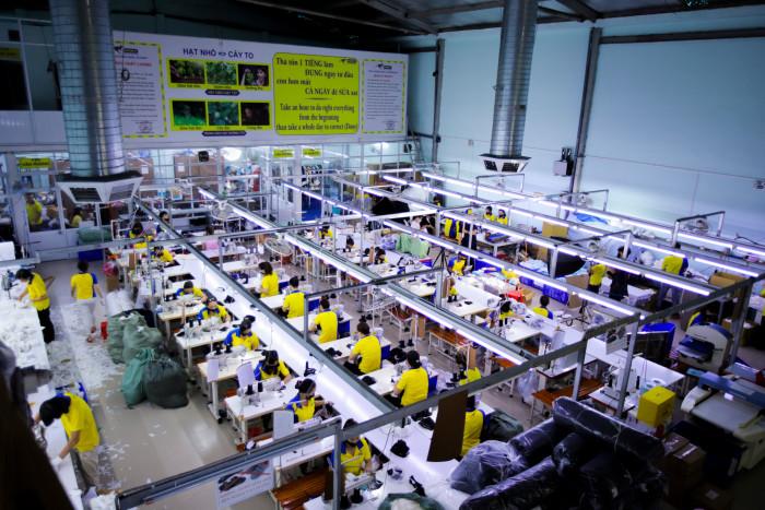 Xưởng sản xuất khẩu trang kháng khuẩn DONY MASK 0988 325 7678