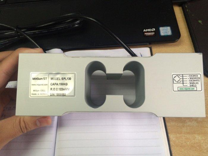 Loadcell Thanh SPL130 chuyên dùng cho cân sàn, cân bàn,,,Giá Tốt Nhất 20210