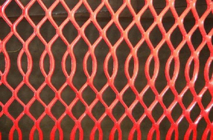 Lưới hình thoi trang trí quán cafe, lưới trang trí trần nhà, Lưới hình thoi vách ngăn5