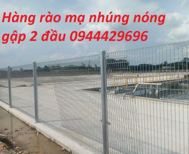 Hàng rào mạ nhúng nóng D5 a 50 x 2002
