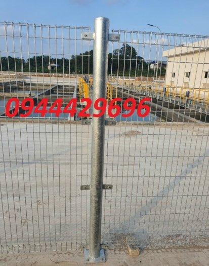 Hàng rào mạ nhúng nóng D5 a 50 x 2000