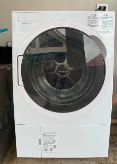 Máy GIẶT TOSHIBA TW-117V9L giặt 11KG , sấy 7KG , hàng nội địa mới  100% FULL BOX5