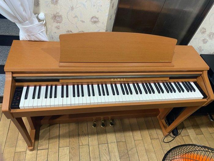 Piano điện Kawai CA 13 phím gỗ1