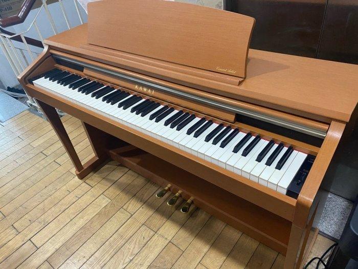 Piano điện Kawai CA 13 phím gỗ3