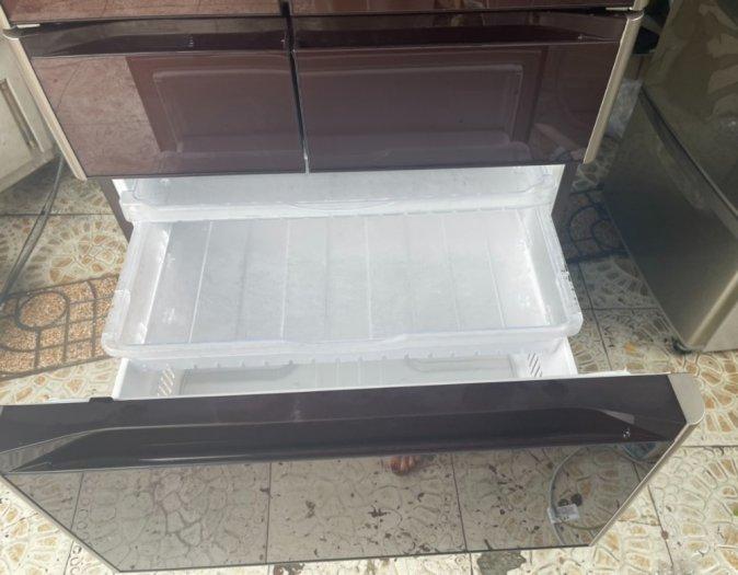 Tủ Lạnh Nội Địa Nhật HITACHI R-G5200F dung tích 517Lít ---Date 20152