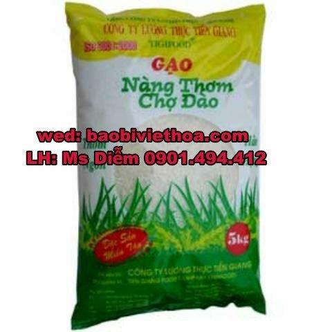Túi đựng gạo đẹp giá rẻ in theo yêu cầu2